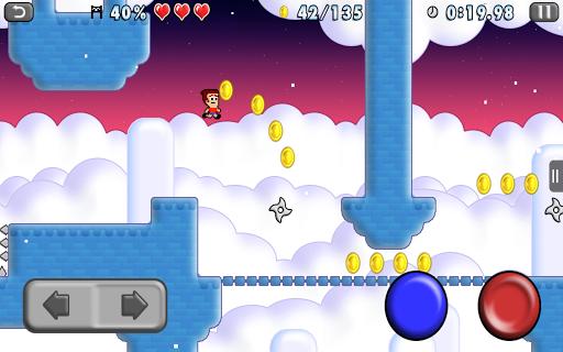 Игра Mikey Hooks для планшетов на Android
