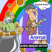 Learn speak english match