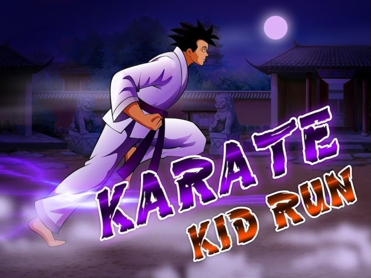 Karate Kid Fighter Extreme Run - screenshot