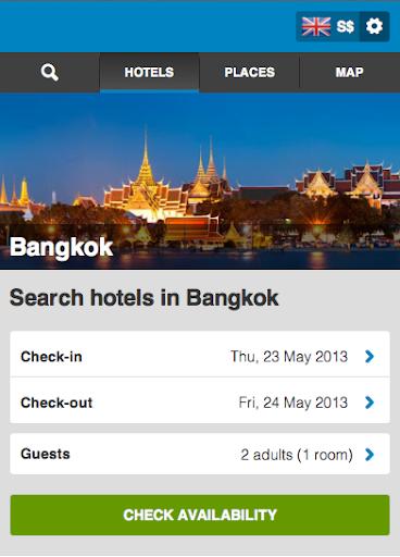 Bangkok Hotels Booking Cheap