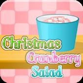 Christmas Salad Recipe Game