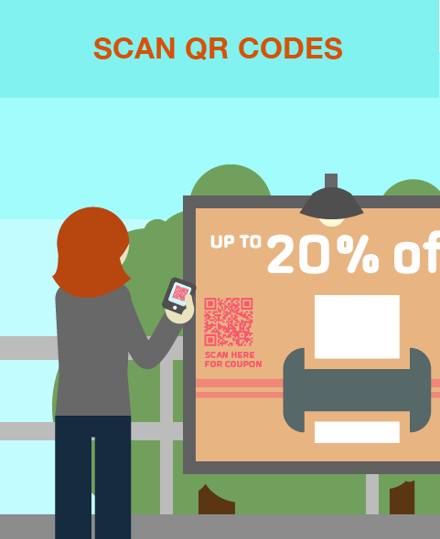 ScanLife QR & Barcode Reader - screenshot