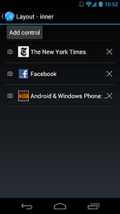 Quick ICS Browser - screenshot thumbnail