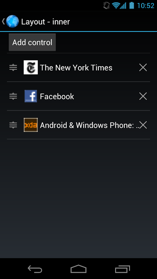 Quick ICS Browser - screenshot