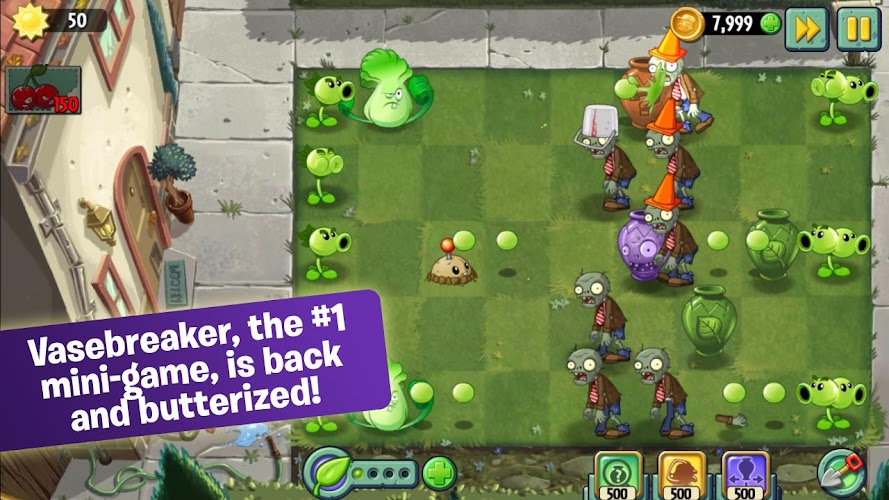 Plants vs. Zombies™ 2 v3.9.1 Mega Mod APK [UPDATED] - screenshot