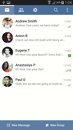 Actor Messenger [Preview]