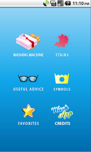 WashApp- screenshot thumbnail