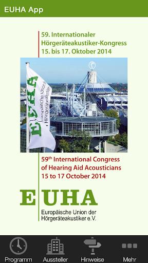 EUHA App