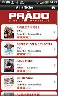 Cinéma Le Prado Marseille- screenshot thumbnail