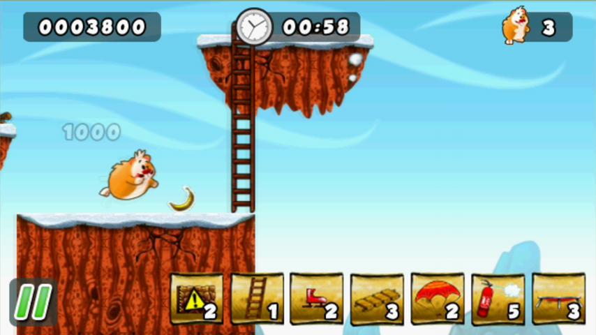 Crazy Hamster- screenshot