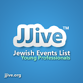 JJive : Jewish Events List