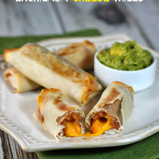 Enchilada Cheese Rolls.