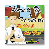 Tie A Tie With Rabbit And Fox