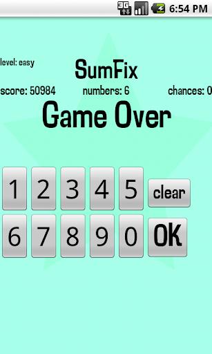 【免費解謎App】SumFix-APP點子