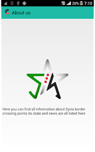Syria Borders- screenshot thumbnail
