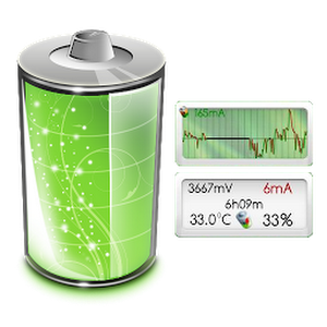 Battery Monitor Widget Pro v3.1.2 Apk Full App