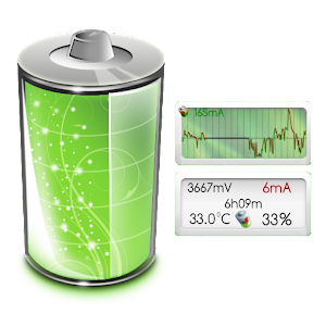 Battery Monitor Widget Pro icon