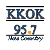 KKOK FM New Country 95.7