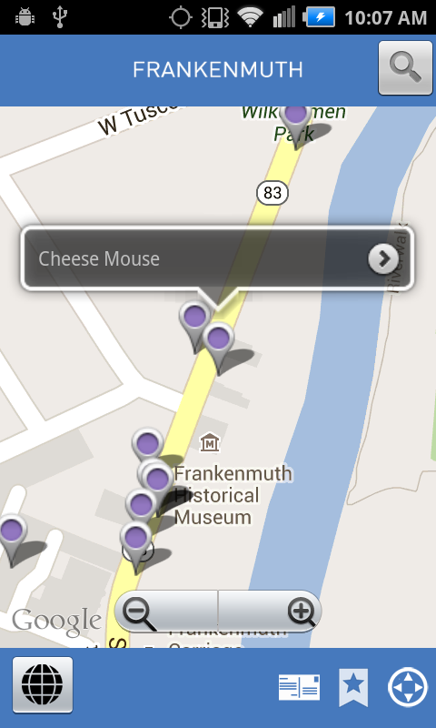 Explore Frankenmuth- screenshot