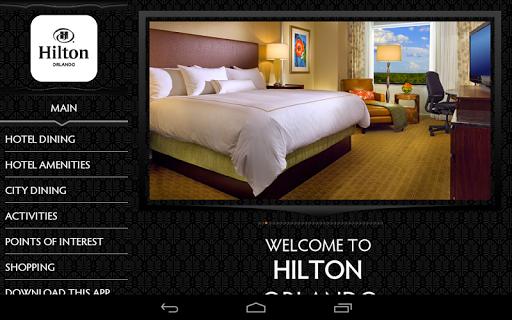 【免費旅遊App】Hilton Orlando Hotel-APP點子