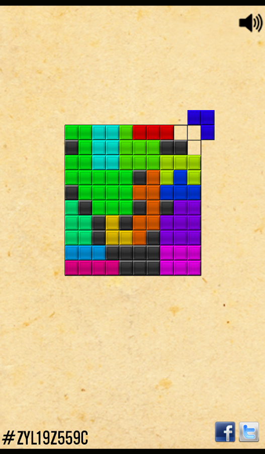 Cubetris - A Block Puzzle Game - screenshot