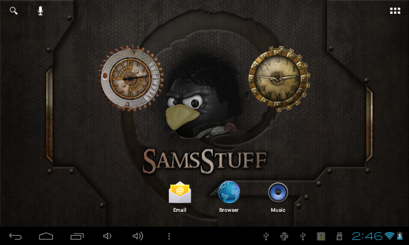 10 Steampunk Clocks 3- screenshot