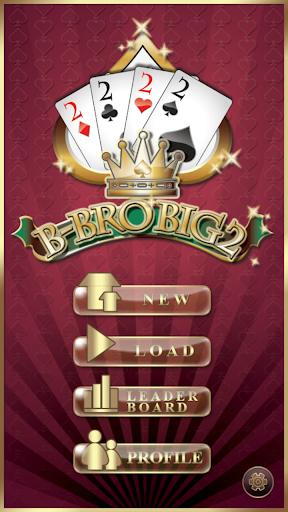 B-Bro Big2 (Big Two/Pusoy Dos) 1.55 screenshots 9
