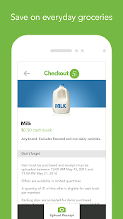 Checkout 51 - Grocery Coupons - screenshot thumbnail