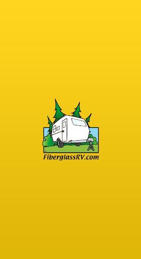 Fiberglass RV