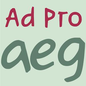 Adpro FlipFont 娛樂 App LOGO-硬是要APP