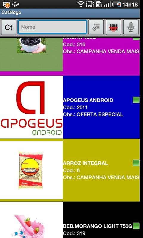 Catalog4 Android-Catálogo-DEMO- screenshot
