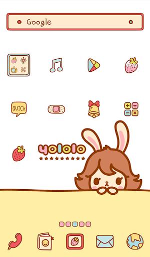 無料个人化Appのyololo dodol theme|記事Game