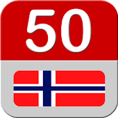Norwegian 50 languages