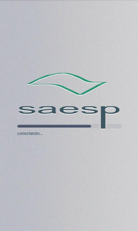SAESP - screenshot