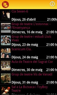 Mostra de Teatre Jove - screenshot thumbnail