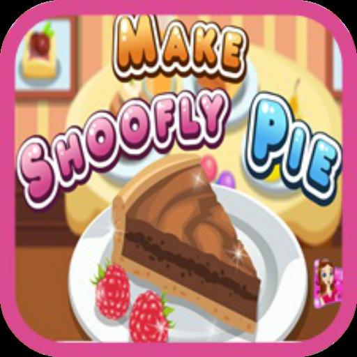เกมส์ทำShoofly Pie