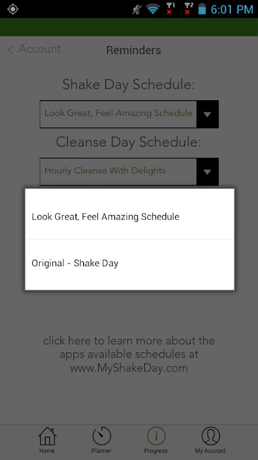 My Shake Day - screenshot