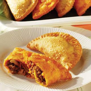 Empanadas - Beef Turnovers.