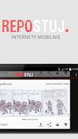Screenshot of Repostuj Mobile