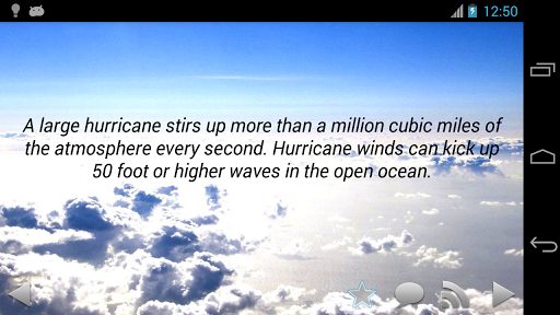 Amazing Weather Facts