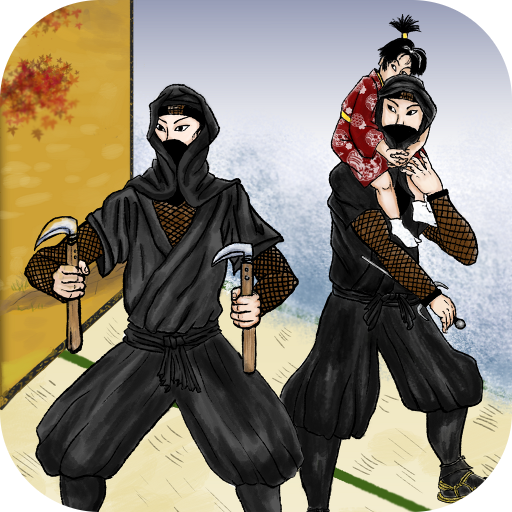 Choice of the Ninja LOGO-APP點子