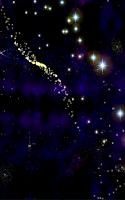 Screenshot of 3D Stars Journey -Universe LWP