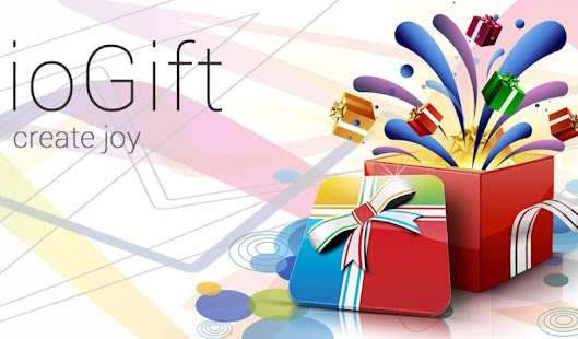 ioGift - interactive 3D gifts - screenshot thumbnail