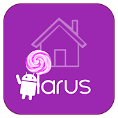 Larus Home (Lollipop Launcher)