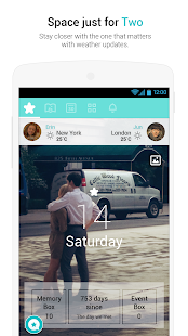Between - Private Couples App - screenshot thumbnail