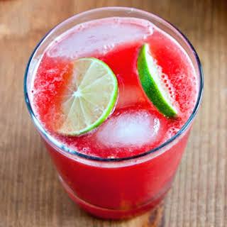 Jalapeno Watermelon Limeade.