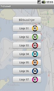Båtbussguide (Svenska)- screenshot thumbnail