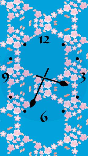 万華鏡時計 ~四季~