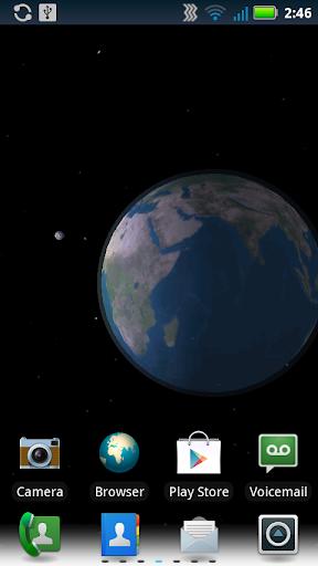 【免費個人化App】Earth Live Wallpaper-APP點子