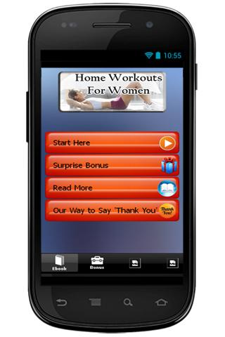 Home Workouts For Women